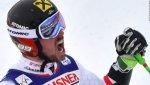 Марсел Хиршер  с втори златен медал на световното първенство по ски алпийски дисциплини.
