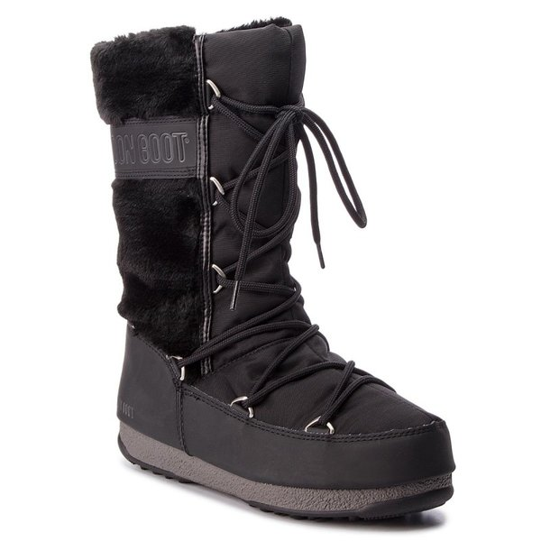 Moon Boot MONACO HI FUR WP