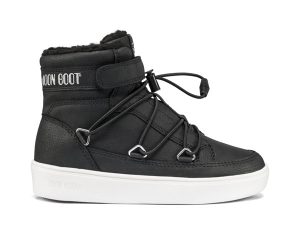 Moon Boot PULSE JR BOY PARISBLACK