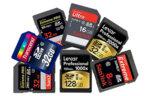 Как да изберем SD карта за фотоапарата си?