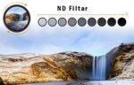 Как да снимаме с ND филтър