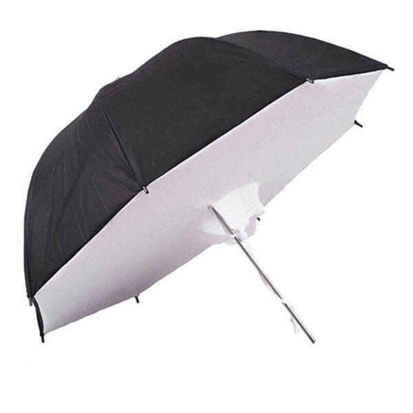 Бокс-чадър 150см Черна външна повърхност