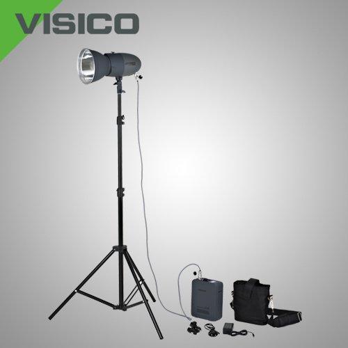 Студийна светкавица Visico VL-300 AC/DC