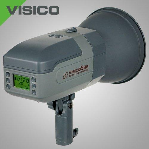 Преносим батериен моноблок Visico 5 TTL / HSS  с контролер за Canon