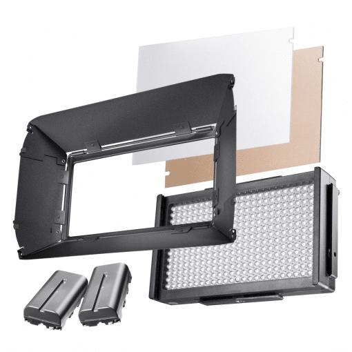 Постоянно осветление Pro LED-312 Bi- color
