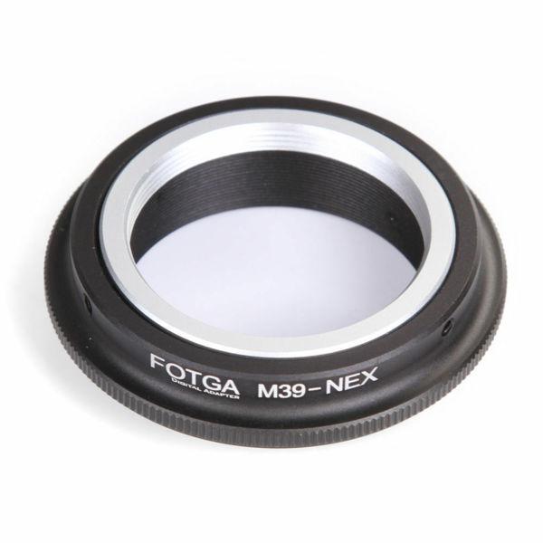 Преходник за обектив Leica L39/M39 към тяло Sony E- Mount