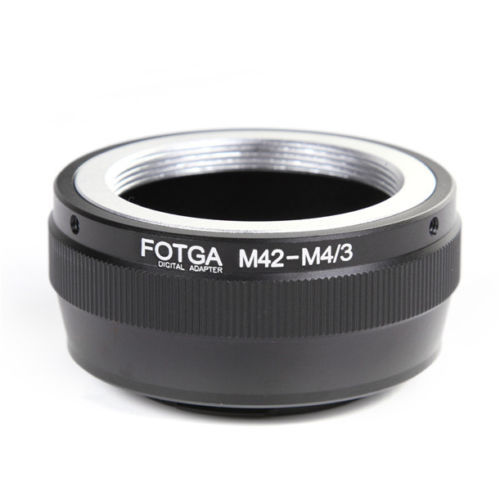 Преходник за обектив M42 към Micro3/4 EP1 EP5 GF3 GF6