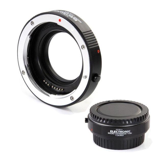 12mm Auto Focus адаптер за макро - Canon