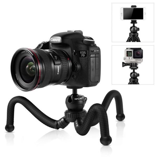 Мини статив за DSLR GoPro телефон