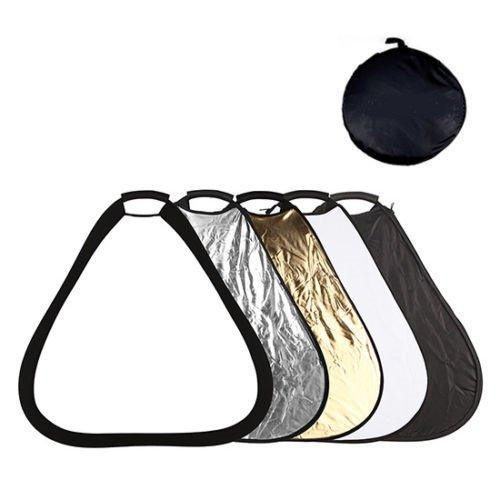 Триъгълен рефлектор 5в1 80см Отражател