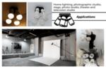 Конвертор / Четворна  фасунга разклонител за лампа E27