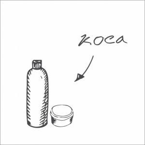 Стилизиращи продукти за коса Изображение
