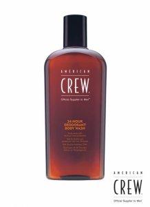 Душ гел за тяло с 24 часа защита - American Crew 24H Deodorant Body Wash