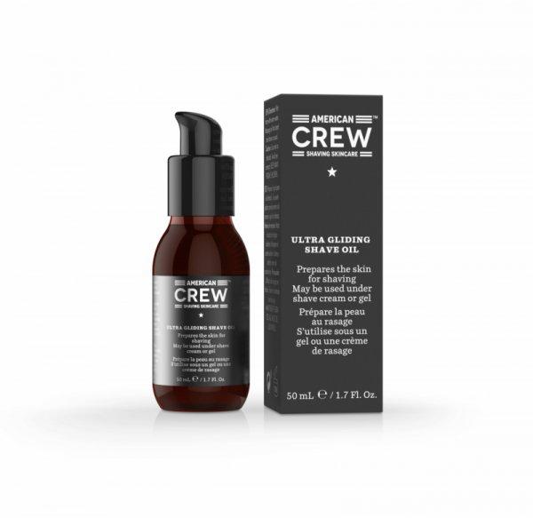Олио за бръснене - American Crew Ultra Gliding Shave Oil