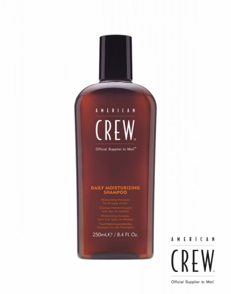 Хидратиращ шампоан за всички типове коса - American Crew Daily Moisturizing Shampoo