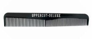 Черен гребен - Uppercut Deluxe Black Comb