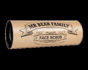 Скраб за лице - Mr. Bear Family Face Scrub