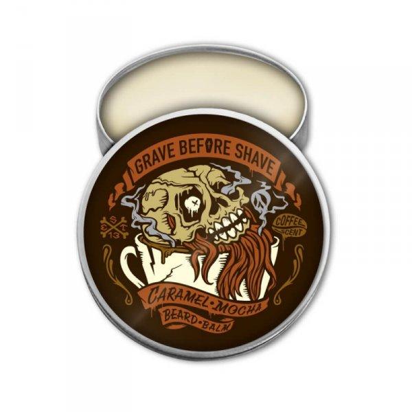 Балсам за брада, с аромат на кафе и карамел - Grave Before Shave