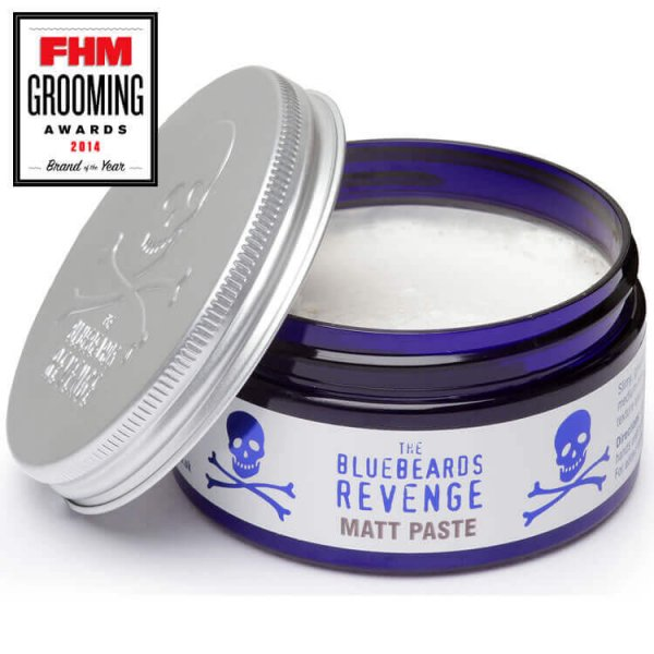 Матираща паста за коса - The Bluebeards Revenge Matt Paste