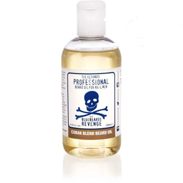 Масло за брада Cuban - The Bluebeards Revenge Cuban Blend Beard Oil