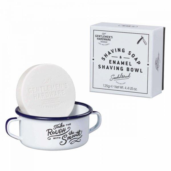 Комплект паничка и сапун за бръснене - Gentlemen`s Hardware