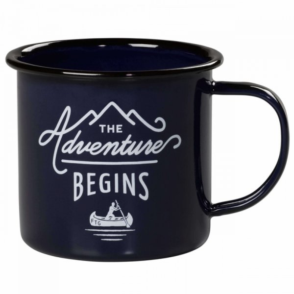 Емайлирано канче - The Gentlemen`s Hardware Enamel Mug Blue