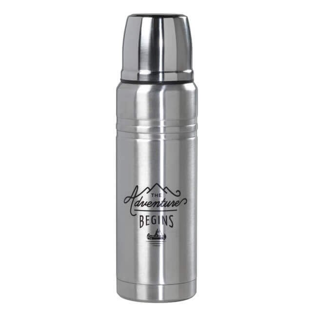 Gentlemen`s Hardware Stainless Steel Flask