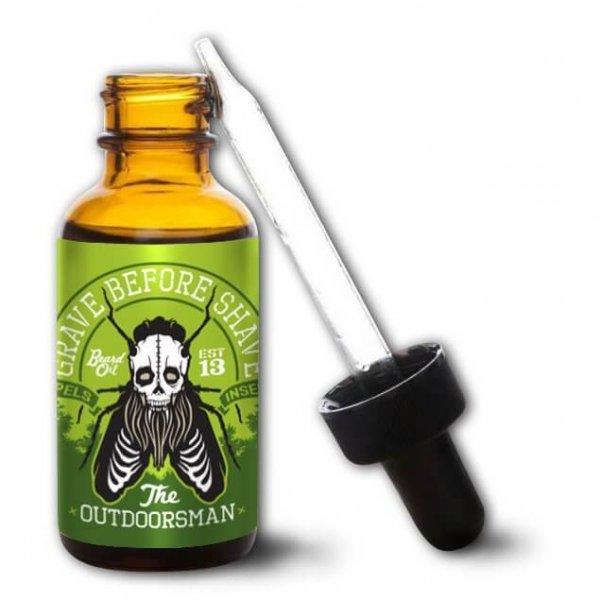 Масло за брада, с аромат на цитронела - Grave Before Shave