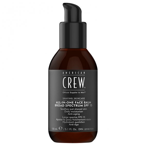 Балсам за лице - American Crew All-In-One Face Balm Broad Spectrum SPF 15