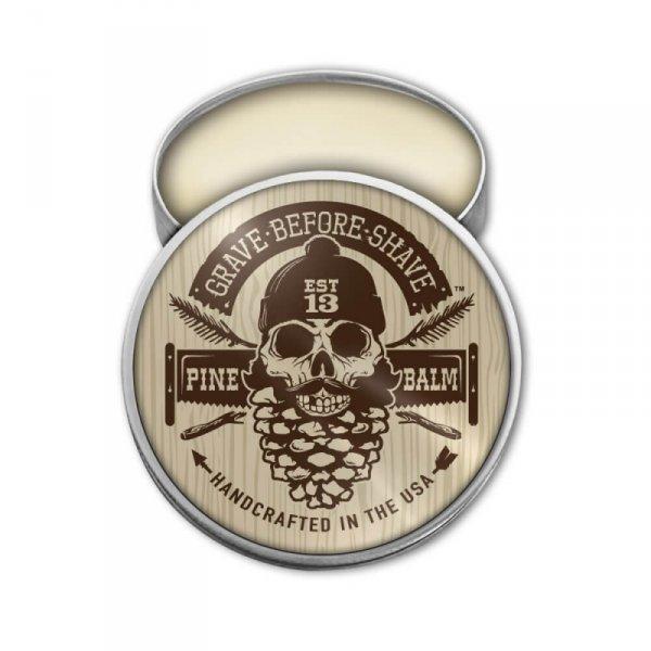Балсам за брада с боров аромат - Grave Before Shave Pine Scent