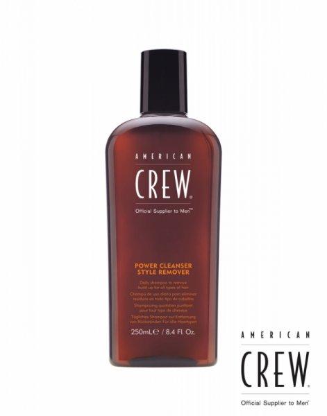 Ежедневен шампоан за поддръжка на третирана коса - American Crew Power Cleanser Shampoo