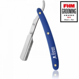 Бръснач със сменяеми ножчета - The Bluebeards Revenge Cut-Throat Razor