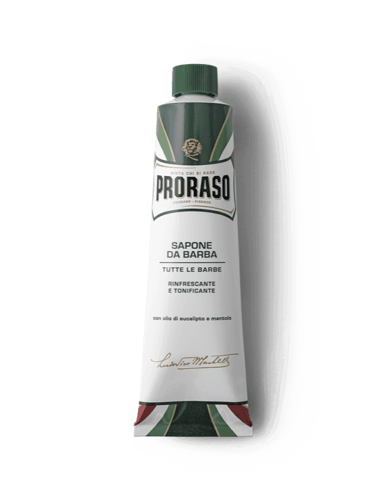 Proraso Shaving Cream Green