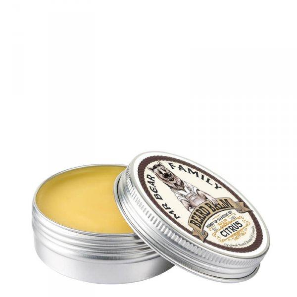 Балсам за брада с аромат на цитруси - Mr. Bear Family Beard Balm Citrus