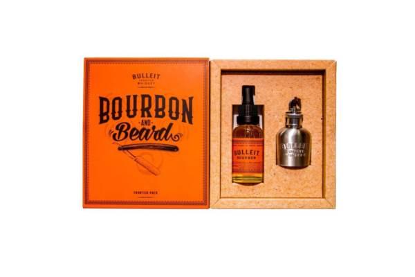 Масло за брада с аромат на Bulleit бърбън - Bulleit Beard Oil by Pan Drwal