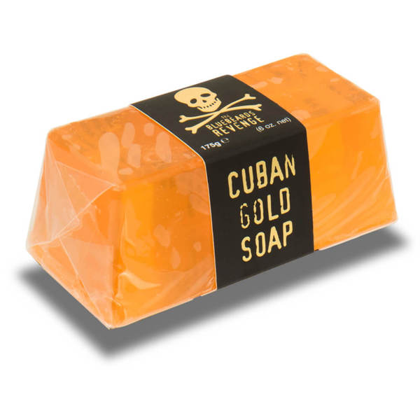 Сапун за тяло - The Bluebeards Revenge Cuban Gold Soap