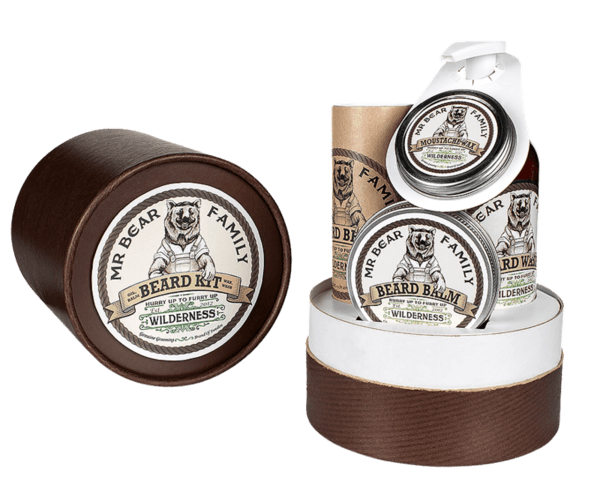 Комплект за брада дива природа - Mr.Bear Family Beard Kit Wilderness