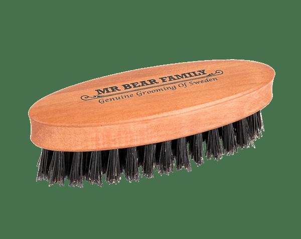 Четка за брада - Mr.Bear Beard Brush Travel Size