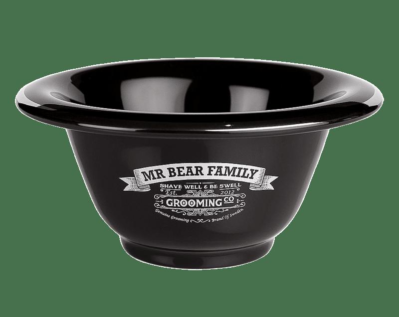 Порцеланов купичка за бръснене - Mr.Bear Shaving Bowl Porcelain