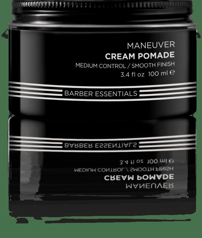 Стилизиращ крем за коса - Redken Brews Maneuver Cream Pomade