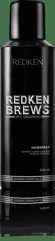 Професионален лак за коса - Redken Brews Hairspray