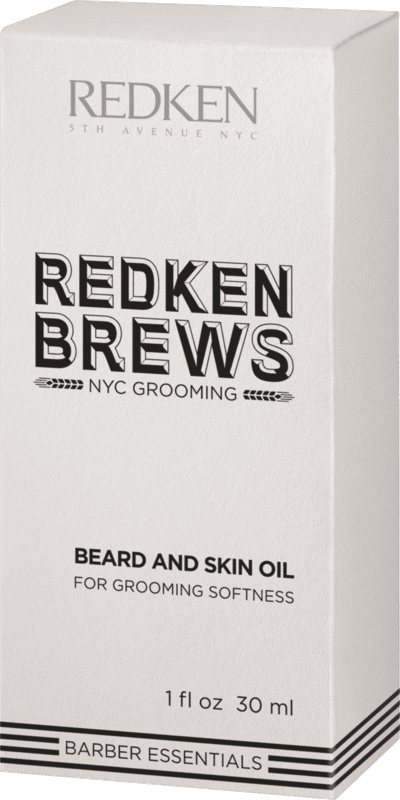 Масло за брада и кожа - Redken Brews Beard and Skin Oil