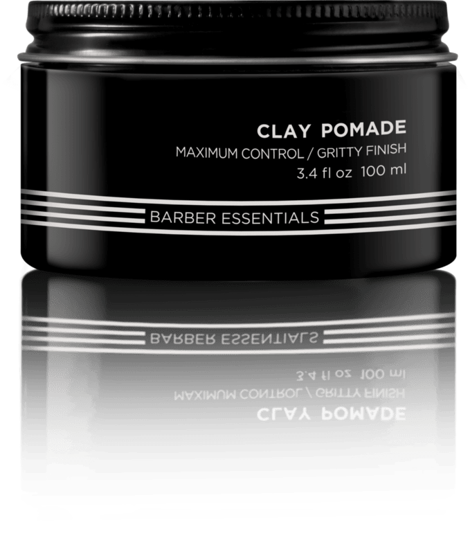 Клей помада за коса - Redken Brews Clay Pomade