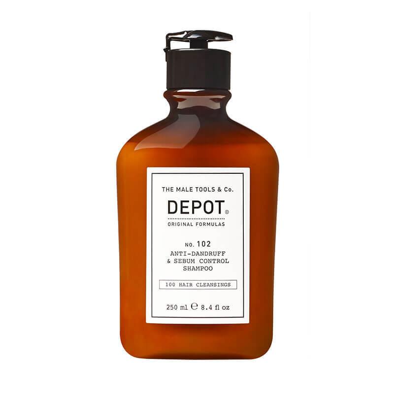 Пърхот и себум контрол шампоан - Depot Anti-Dandruff & Sebum Control Shampoo