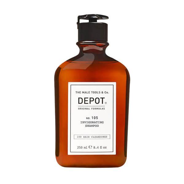 Подсилващ шампоан за коса - Depot Invigorating Shampoo