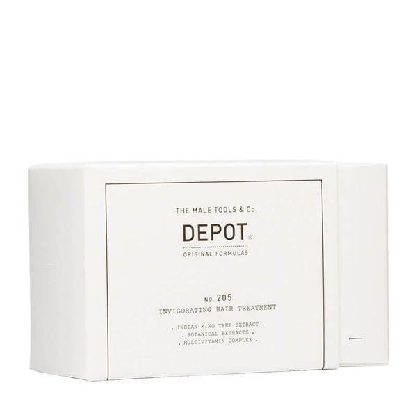Подсилващ лосион за коса - Depot Invigorating Hair Treatment