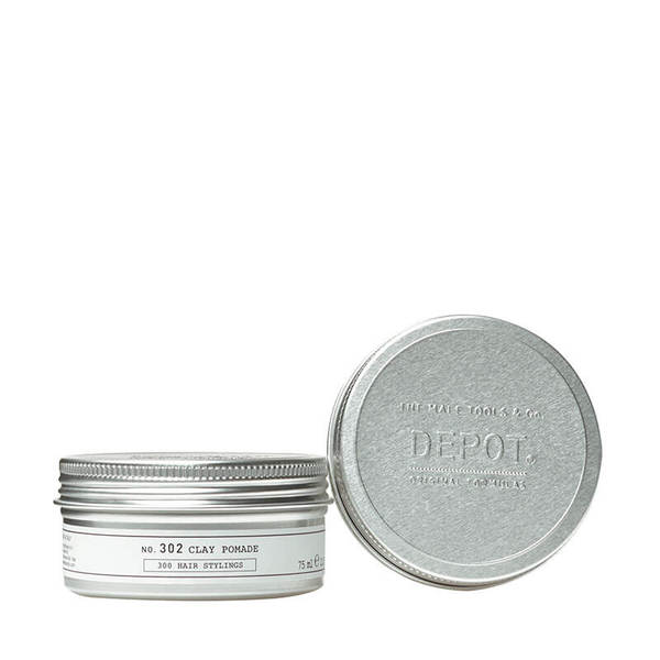 Клей помада за коса - Depot Clay Pomade