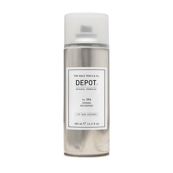 Стилизращ лак за коса със силно задържане - Depot Strong Hairspray