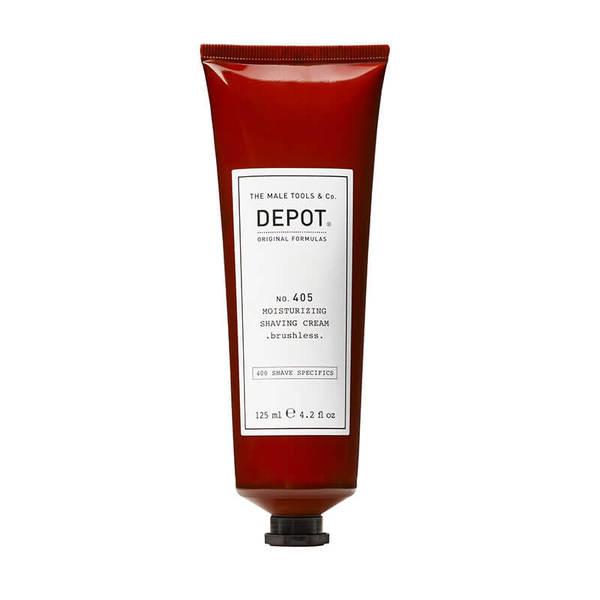 Хидратиращ крем за бръснене без четка - Depot Moisturizing Shaving Cream brushless