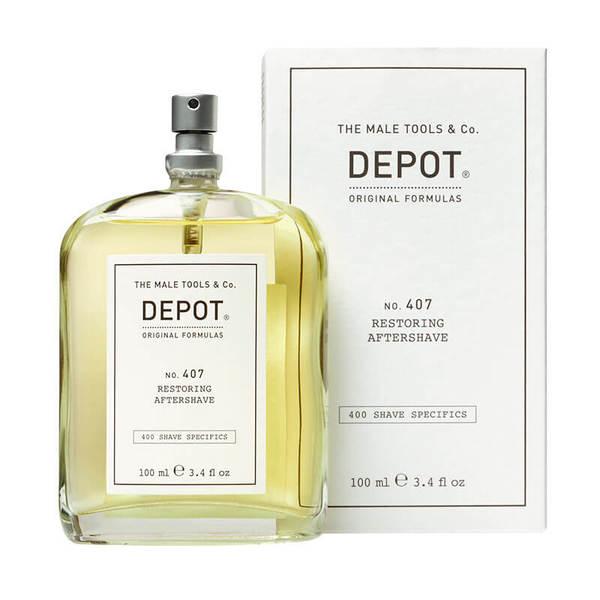 Възстановяващ афтършейв - Depot Restoring Aftershave